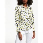 Boden Classic Shirt, Mimosa Flower Cups