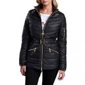 Barbour Hedemora Quilted Jacket, Black