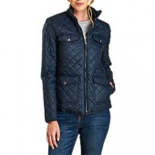 Barbour Formby Quilted Jacket, Navy