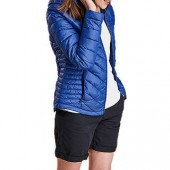 Barbour Pentle Baffle Quilted Jacket, Sea Blue