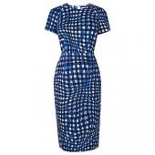 L.K.Bennett Kaleigh Dress, Blue/Multi