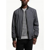 Kin Tech Bomber Jacket, Grey
