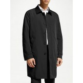 Guards London City Raincoat, Black