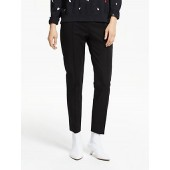 PS Paul Smith Super Stretch Trousers, Black