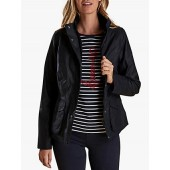Barbour Newquay Wax Cotton Jacket, Royal Navy