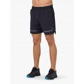 ASICS LITE-Show 7 Running Shorts, Black