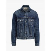 Polo Ralph Lauren Icon Denim Trucker Jacket, Trenton