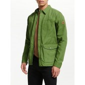 Fjaellraeven Shirt Jacket Coat, Fern