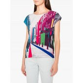 PS Paul Smith Logo Street T-Shirt, Multi