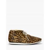 Boden Ashbourne Desert Ankle Boots, Leopard