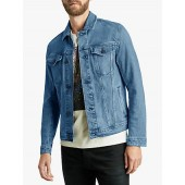 BOSS Livingston Denim Jacket, Medium Blue