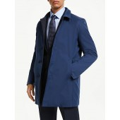 Guards London Reversible Raincoat, Blue/Navy