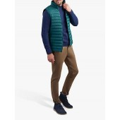 Joules Go To Lightweight Gilet, Dark Green