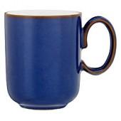Denby Imperial Blue Straight Mug, Blue, 300ml