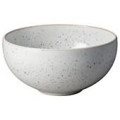Denby Studio Blue Ramen / Large Noodle Bowl, Chalk/Blue, Dia.17.5cm