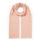 Boden Spot Print Scarf, Chalky Pink/Ivory