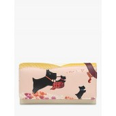 Radley Over The Hills And Far Away Leather Flapover Matinee Purse, Multi