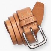 Premium Leather Icon Belt