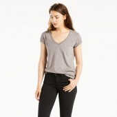 The Perfect Jersey Vneck Tee