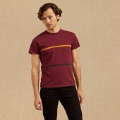 1960s Casuals Stripe T-Shirt