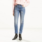 501 Altered Skinny Jeans