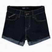 Little Girls 4-6x Scarlett Shorty Shorts