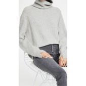 Pierce Cashmere Turtleneck Sweater