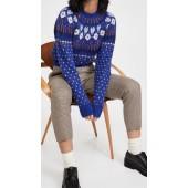 Fran Crew Sweater