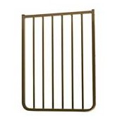 Cardinal Gates Stairway Special Outdoor 21 3/4 Gate Extension in Brown