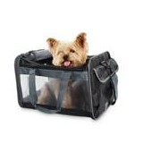 Good2Go Basic Pet Carrier in Black