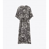 POMELO FLORAL BEACH DRESS