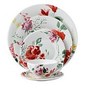Wedgwood Jasper Conran Floral 5-Piece Place Setting