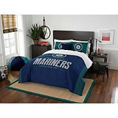 MLB Seattle Mariners Grand Slam Comforter Set
