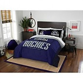 MLB Colorado Rockies Grand Slam Comforter Set