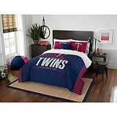 MLB Minnesota Twins Grand Slam Comforter Set