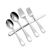 Gourmet Settings Windermere 20-Piece Flatware Set