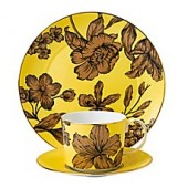 Wedgwood Vibrance 3-Piece Place Setting in Yellow
