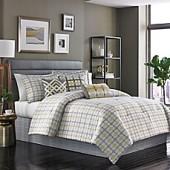 Dansk 7-Piece Bjorn Reversible Comforter Set