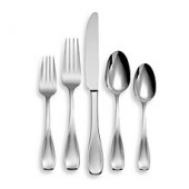 Oneida Voss 45-Piece Flatware Set