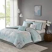 Madison Park Lucinda Reversible Comforter Set