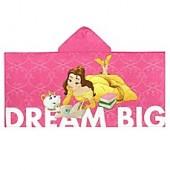 Disney Princess Dream Hooded Towel