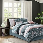 R2Zen Harlow Reversible Comforter Set