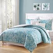 Carmela Home Finley Pom Pom Comforter Set
