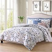 Boho Living Solaine Reversible Comforter Set