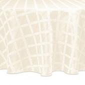 Lenox Laurel Leaf Tablecloth in White