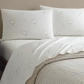 ED Ellen DeGeneres Love Hearts Pillowcases (Set of 2)