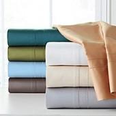 Pointehaven Long Staple 620-Thread-Count Pillowcases (Set of 2)