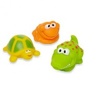 Vital Baby Play n Splash Jungle Critter Friends