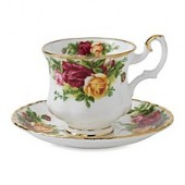 Royal Albert Old Country Roses After Dinner Cup