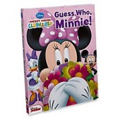 Guess Who, Minnie! Board Book